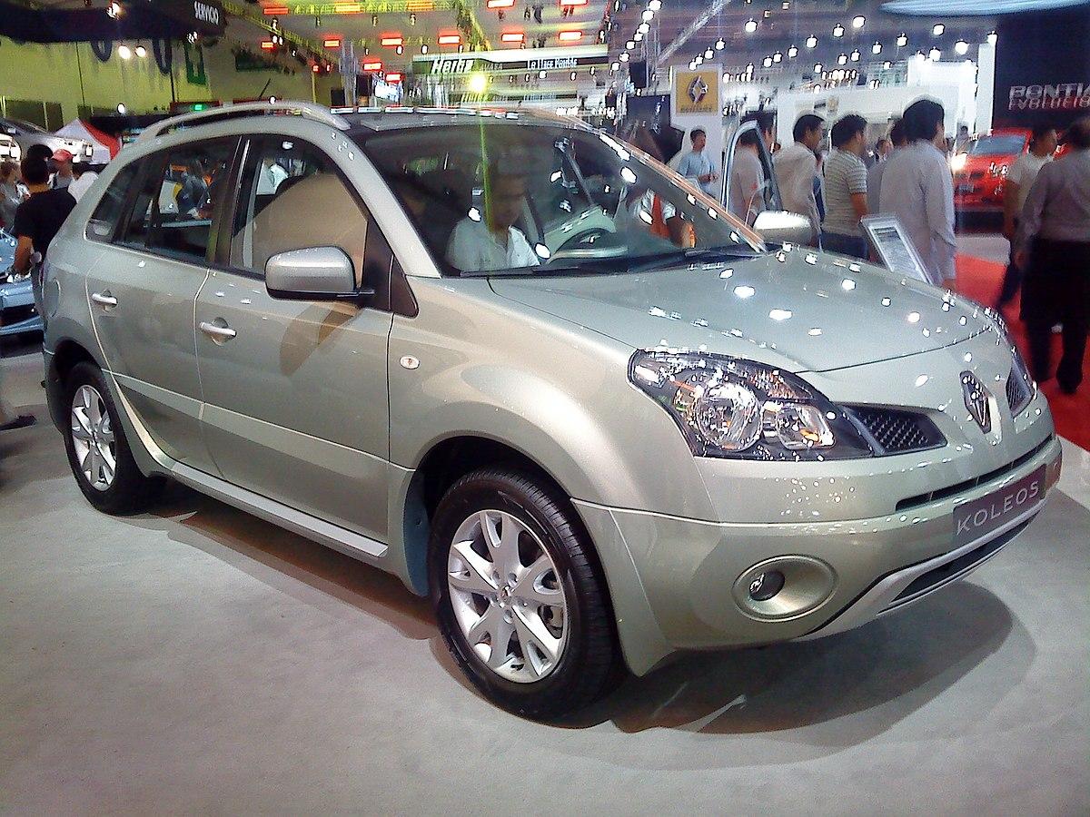 Px Renault Koleos Dynamique Siam