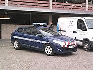Renault Mégane III Wagon Gendarmerie Nationale 2011