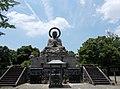 Rengein Tanjo-ji Okunoin Koen Daibosatsu Buddha statue.jpg