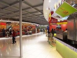 Restaurants at Suvarnabhumi Airport