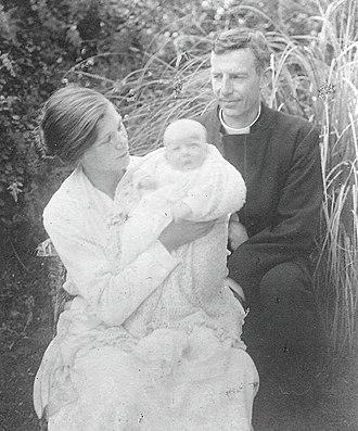 Robert Gwynn - Image: Rev Robin Gwynn, Eileen & Cecil