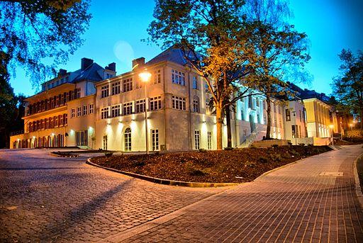 Rezydencja Villa Park noca ul. Franciszka Walczaka 12 Gorzow Wielkopolski