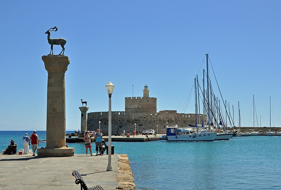 Rhodos Agios Nikolaos Fortress R06