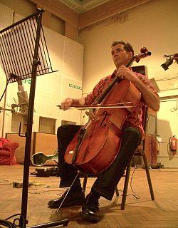 Richard Dodd British musician