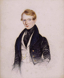 Richard Somerset, later 2nd Baron Raglan (1817-1884), by English School of th mid-19th century.jpg