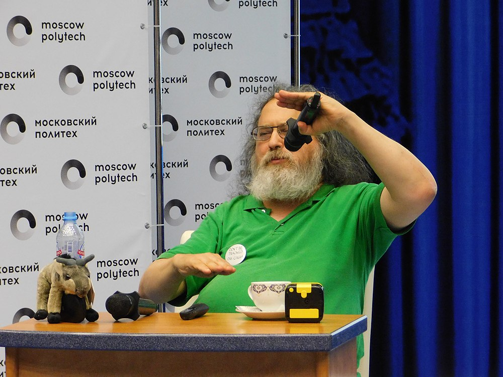 Richard Stallman in Moscow, 2019 093.jpg