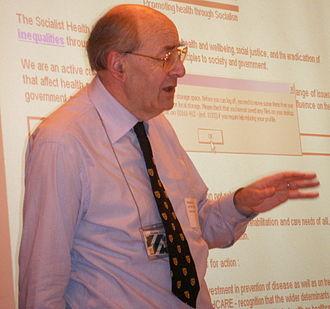 Richard Taylor (British politician) - Taylor in 2007
