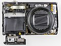 Ricoh CX1 - front cover removed-92118.jpg