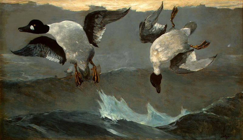 File:Right and Left by Winslow Homer, 1909.png