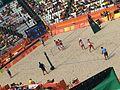 Rio 2016 - Beach volleyball 11 August (BV016) (29075067042).jpg