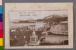 Rio de Janeiro - Exposição 1922
