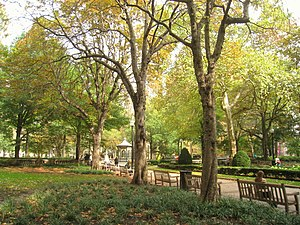 Rittenhouse Square - (Autumn, 2010)