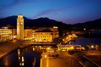 Riva del Garda - Image: Riva Del Garda