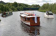 River Forth at Riverside, Stirling - geograph.org.uk - 1364754