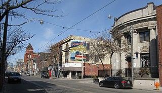 Riverdale, Toronto Neighbourhood in Toronto, Ontario, Canada