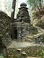 Roadside shrines along the way to Jageshwar (6133316911).jpg