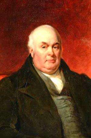 Darwin–Wedgwood family - Robert Darwin (1766–1848)