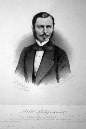Robert Schlagintweit - Robert Schlagintweit