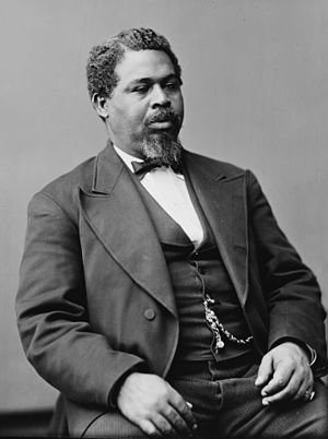 Robert Smalls - Image: Robert Smalls Brady Handy