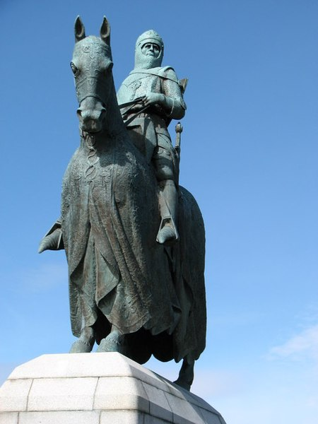 File:Robert The Bruce - geograph.org.uk - 1193766.jpg