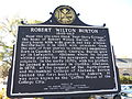 Robert Wilton Burton House Historic Marker1.JPG