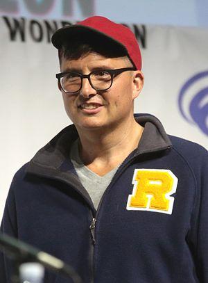 Roberto Aguirre-Sacasa - Aguirre-Sacasa at WonderCon 2017