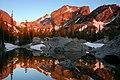 Rocky Mountain National Park lake reflection.jpg