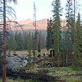 Rocky Mountain Sunrise at Cabin 8-12 (8637220179).jpg