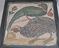 Roma, mosaico di pappagallo e faraona, II sec dc.JPG