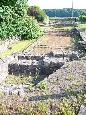 Alfred Hudd - Excavations at Caerwent in south Wales