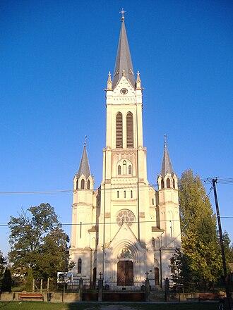 Makó - Catholic Church in Makó