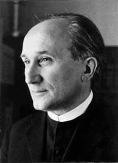 Romano Guardini 20th-century German theologian and Catholic priest