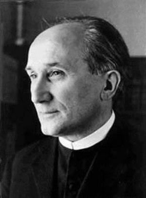 Romano Guardini - Romano Guardini in 1920