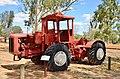 Ron York's tractor, Wongan Hills, 2016 (02).JPG