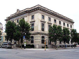 Ronald N. Davies Federal Building and U.S. Courthouse
