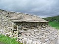 Roof of barn at Holly Bush - geograph.org.uk - 440704.jpg