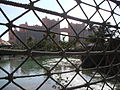 Rope bridge over predator pool at Atlantis 2.jpg