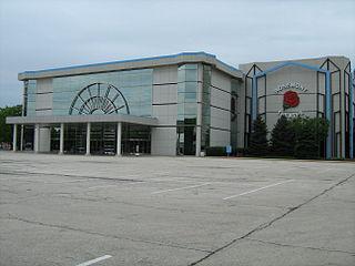 Rosemont Theatre concert hall in Rosemont, Illinois, United States