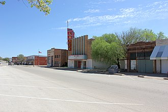 Rotan, Texas - Rotan, Texas