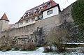 Rothenburg ob der Tauber, Stadtbefestigung, Klostergasse, 001.jpg