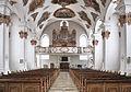 Rottweil Predigerkirche Blick zur Empore.jpg