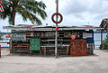 Round Efate trip, Nov. 2006 - Ernest's Store and World War 2 Museum, Port Havannah - Flickr - PhillipC.jpg