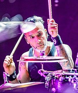 Roy Mayorga American drummer