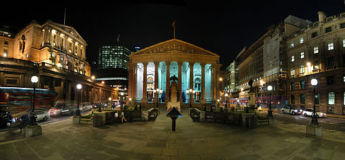 Royal Exchange Panorama