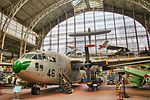 Royal Military Museum, Brussels - Fairchild C-119 Flying Boxcar (11448781555).jpg