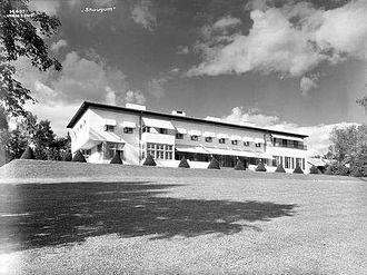 Skaugum - Skaugum in 1932
