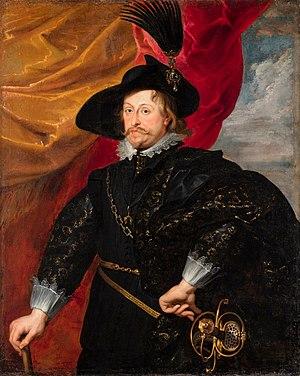 Polish–Lithuanian royal election, 1632 - Image: Rubens Wladyslaw Vasa