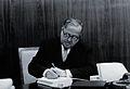 Rudolf Geigy. Photograph by L.J. Bruce-Chwatt. Wellcome V0027960.jpg