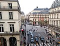 Rue de Rohan from the Palais du Louvre, Paris September 2017.jpg