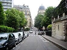 File avenue georges mandel 36 paris wikipedia - Avenue georges mandel ...